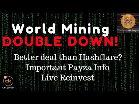 World Mining | Double Down!