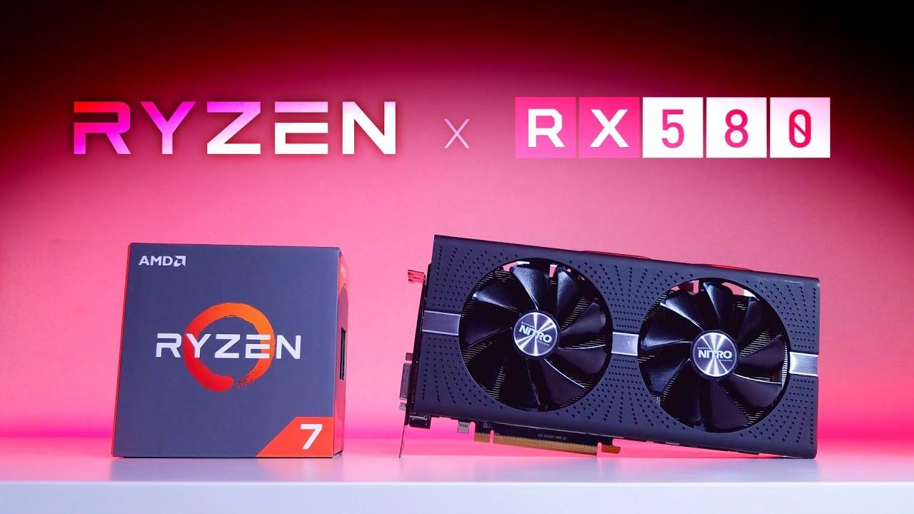 Radeon RX 580の実力をRyzen 7を使ってレビュー!【ベンチマーク】