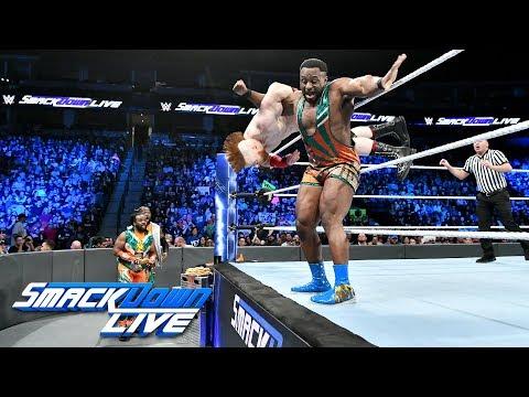 Big E vs. Sheamus: SmackDown LIVE, Sept. 25, 2018