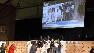 Championnat adulte - holstein - Eurogénétique 2013