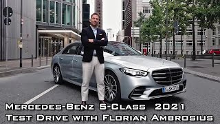 Mercedes-Benz S-Class 2021 | Test Drive with Florian Ambrosius