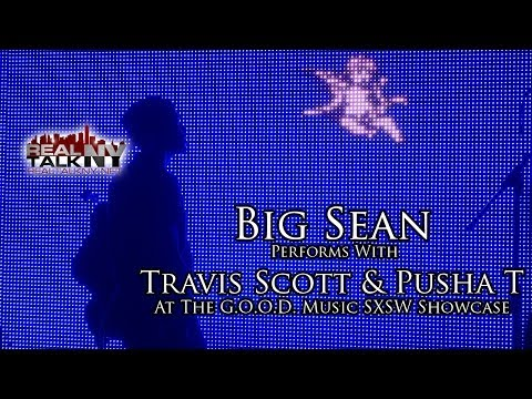 Big Sean, Pusha T, & Teyana Taylor Showcase G O O D  Music