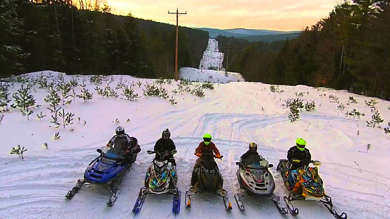 old forge snowmobile rental