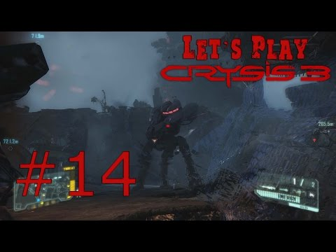 Let's Play Crysis 3 [BLIND] - Part 14 - Pesky Air Defences