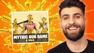Fortnite's New MYTHIC Gun Game Mode!