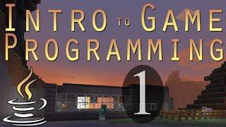 ► Beginner Java Programming   Episode 1: Intro To Game Design
