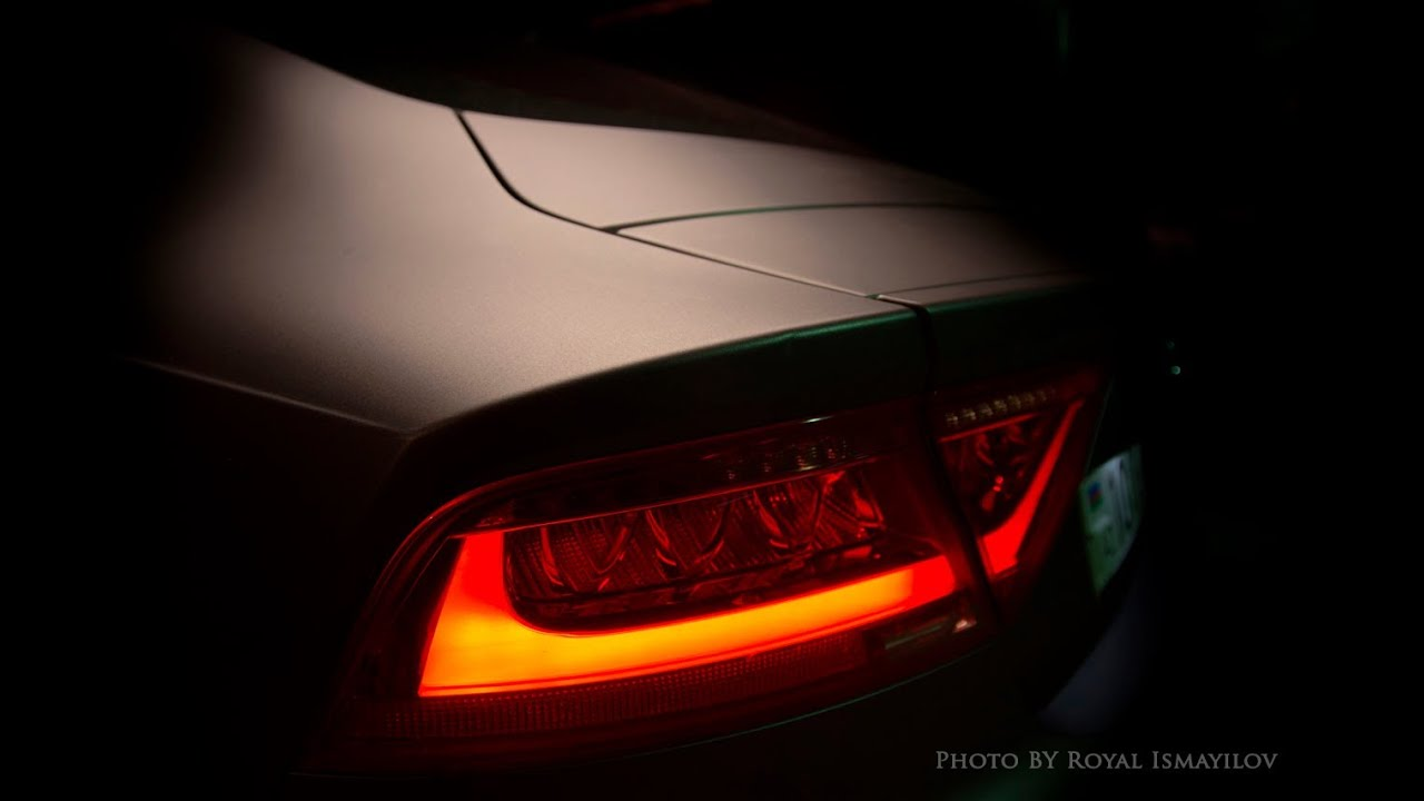 Audi A7 Matte Dark Gray 3M DIAMOND TUNING (Video By Royal Ismayilov )