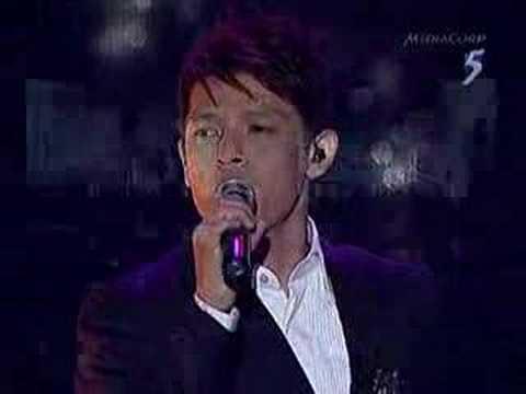 1st Asian Idol Hady Mirza - Berserah