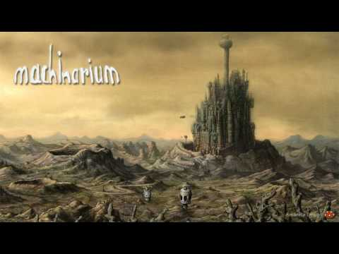 Machinarium Soundtrack 03 - Clockwise Operetta (Tomas Dvorak)