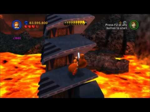 Lego Star Wars Saga - Episode 3 - Chapter 6 - Ruin of the Jedi - Gameplay/Walkthrough