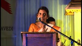 Sasikala Teacher on First Hindu Conference in London