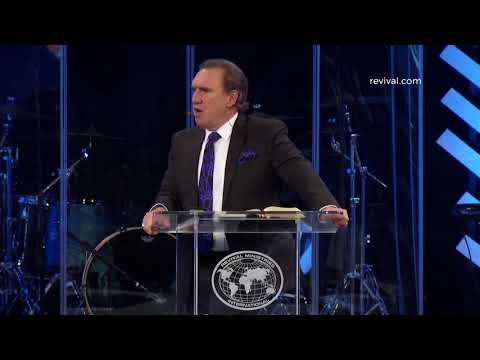 """Whatever He Says To You, Do It"" Pastor Rodney Howard-Browne 05-13-2018"