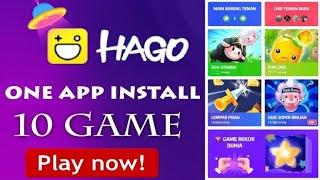 Hago Official Account. Game Hago-Main Game & Cari Teman || Online Indian Gaming