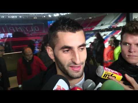 Maxime Gonalons parle du Grand Stade de l'OL