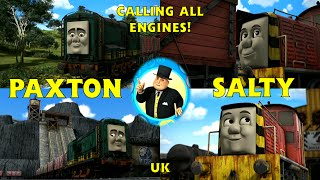 Calling All Engines! - Paxton and Salty - UK - HD