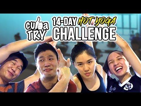 Cuba Try: 14-Day Hot Yoga Challenge