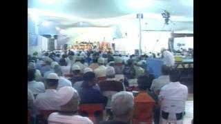 Jalsa Salana Mauritius 2011 - Session 8 - Concluding Address by Markazi Representative