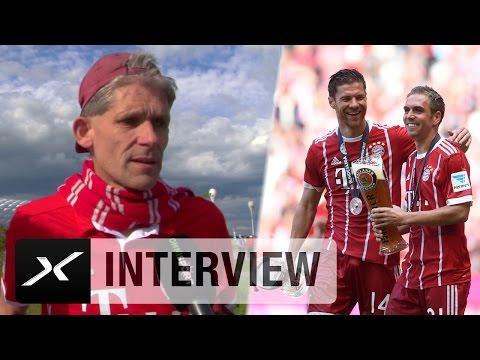 Bayern-Fans bedauern den Abschied von Philipp Lahm und Xabi Alonso | FC Bayern München