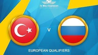 CS:GO - Turkey vs. Russia[Train - Map 1] - The World Championships 2016