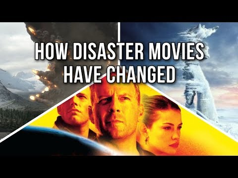 Natural Disaster Movies: How Have They Changed Over Time?