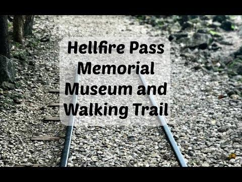 Hellfire Pass, Thailand
