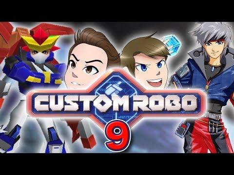 Custom Robo: S-Tier Commander - Episode 9 - Friends Without Benefits