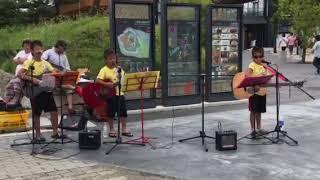Kids music band
