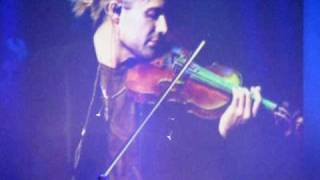 David Garrett Nothing Else Matters Köln 10 01 09