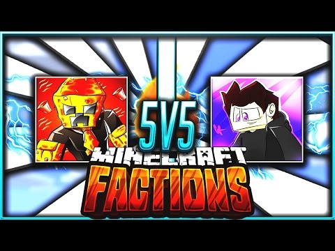 """5V5ING PRESTON AND ROB!"" Minecraft Factions 