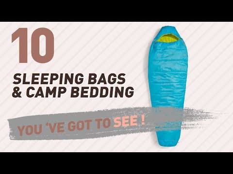 Eastern Mountain Sports Sleeping Bags Collection // Top 10 Best Sellers