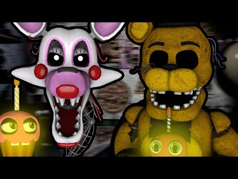 Five Nights at Freddys 2 Night 6  THE SECRET CUPCAKE WEAPONS TO END IT ALL!!!