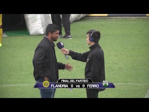 B Nacional: Flandria vs Ferro EN VIVO Fecha 28 por PAREStv