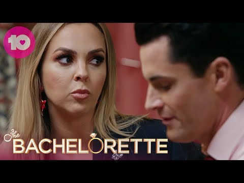 Angie Confronts Jamie | The Bachelorette Australia