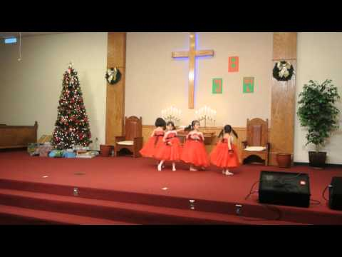 Jesus Hope Church School Christmas Show Part 1 of 3
