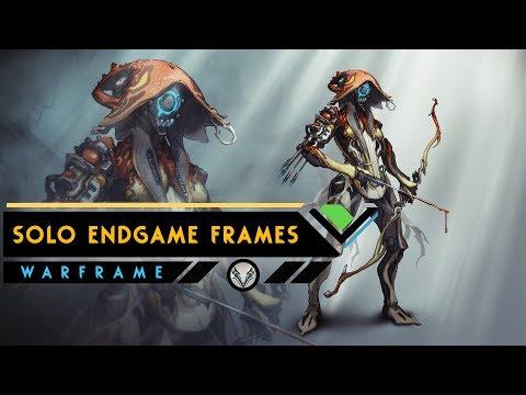 Warframe: Top 5 Solo Endgame Warframes To Use In 2018