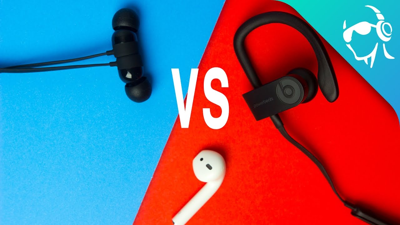 4417aed0691 BeatsX vs Powerbeats3 vs Airpods - Which are best for you? - YouTube