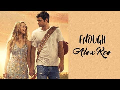 Alex Roe - Enough (Tradução) do filme Forever My Girl (Lyrics Video).