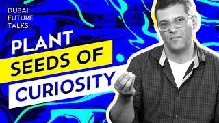 David Delgado: Plant Seeds of Curiosity