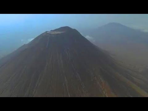Africa's Volcanic Landscape | Great Natural Wonders of the World | BBC