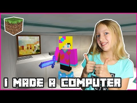 I Made a Computer / Minecraft Realm