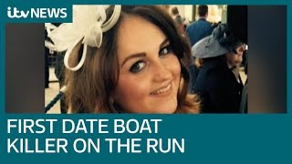 Family 'cheated' as first date speedboat killer on the run five months after conviction   ITV News