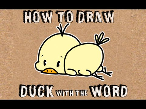 How To Draw On A Word