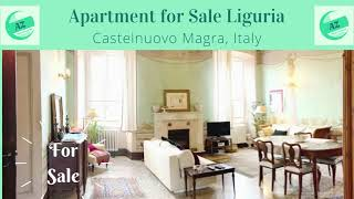 Apartment for Sale Liguria | AZ Italian Properties | Property for Sale Liguria |Lunigiana Properties