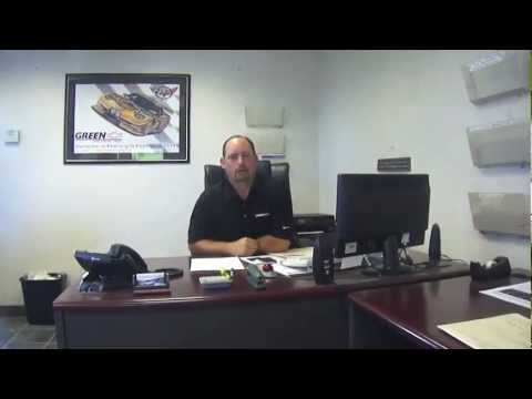 Green Chevrolet Collision Body Shop Center All Makes And Models In Peoria  Illinois
