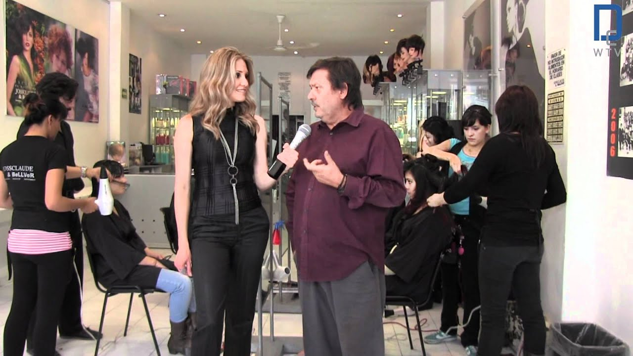 Jossclaude bellver antonio bellver loreal dchic for Oficinas de youtube mexico