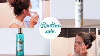 ♡ Routine soin du visage bio - Peau mixte à grasse
