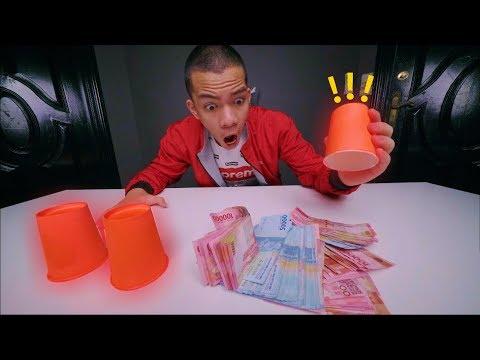 Pilih Gelas Yang Benar Dapet  Rp.10.000.000