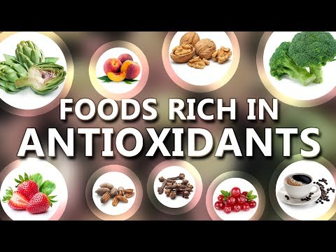 Foods High in Antioxidants - Which Food Has Most Antioxidants - Highest Source of Antioxidants