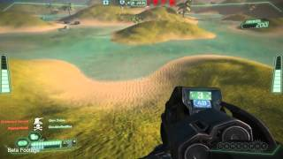 Tribes: Ascend - Gameplay Movie 1 (PC, Xbox 360)