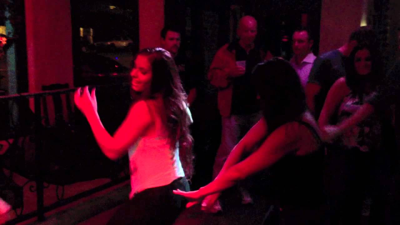 Dancing bar nude dance hanoi nightlife 3